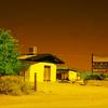 ALAMO INN ON WAY TO AREA 51/TERRRESTRAIL HIGHWAY, NEVADA  H2FT X W3FT