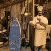 LA BREA ANTIQUE STORE SURFBOARD, BAKER, DINOSAUR  COLOR INFRARED